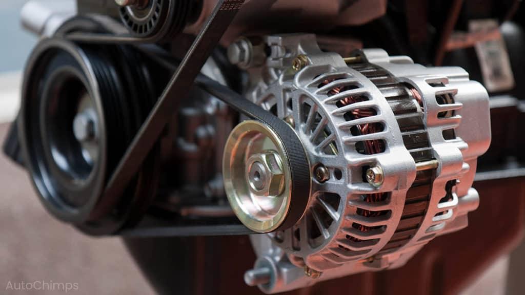 alternator repair cost