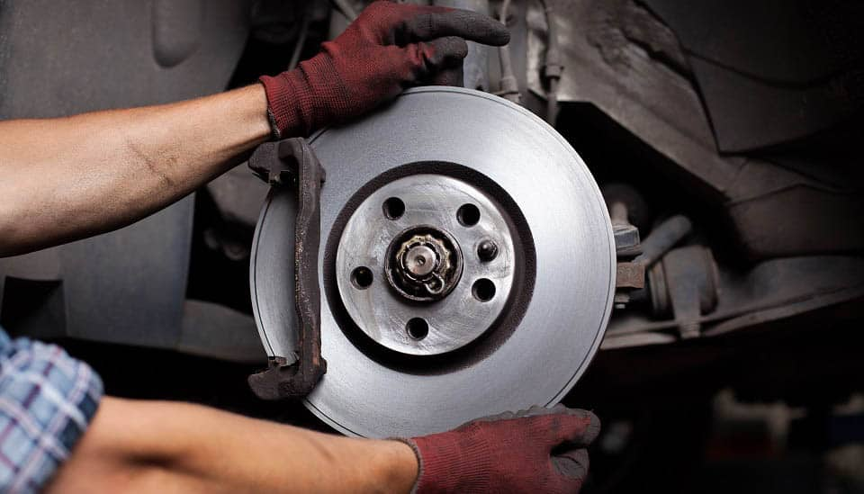 car brake rotor or brake disc