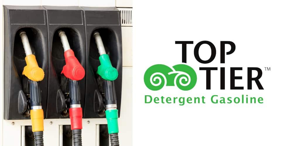 gas station Top Tier Detergent Gasoline