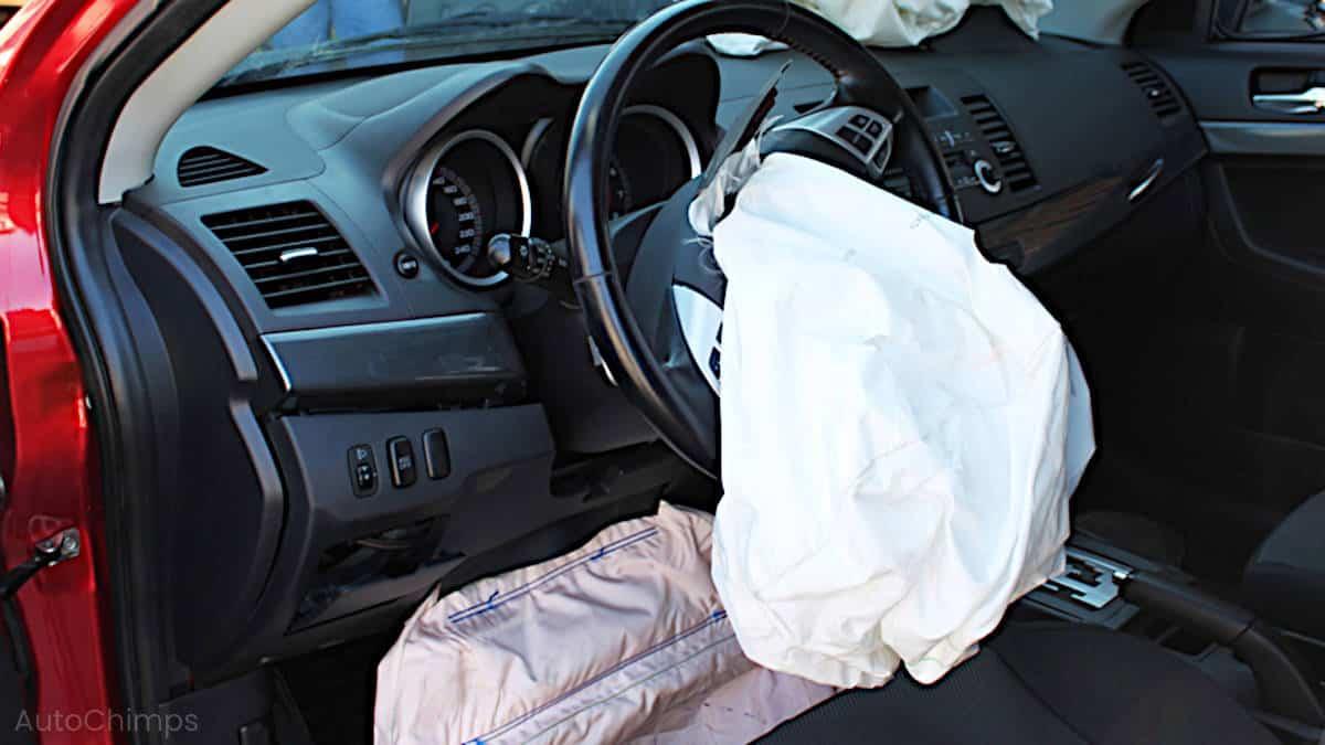 car airbag