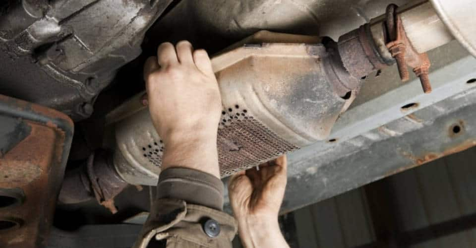 catalytic converter repair