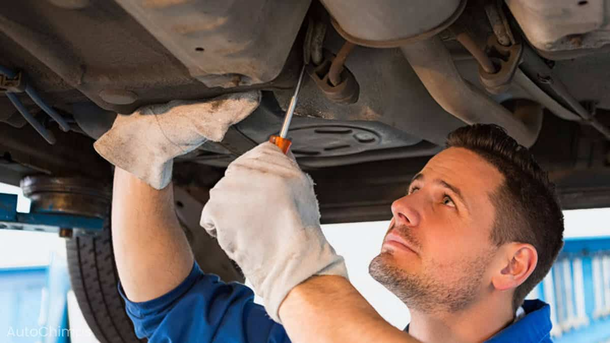 catalytic converter replacement and repair cost