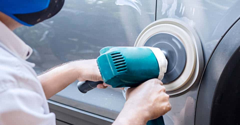 removing car scratches and dents