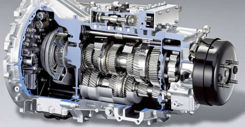 vehicle transmission