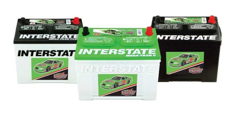 interstate car battery