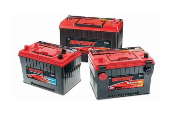 odyssey car battery