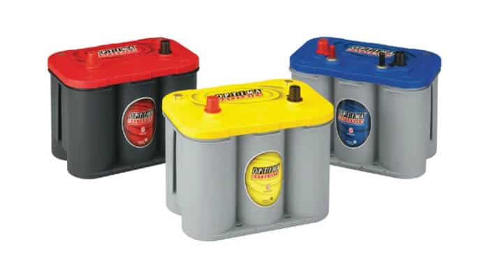 optima car battery