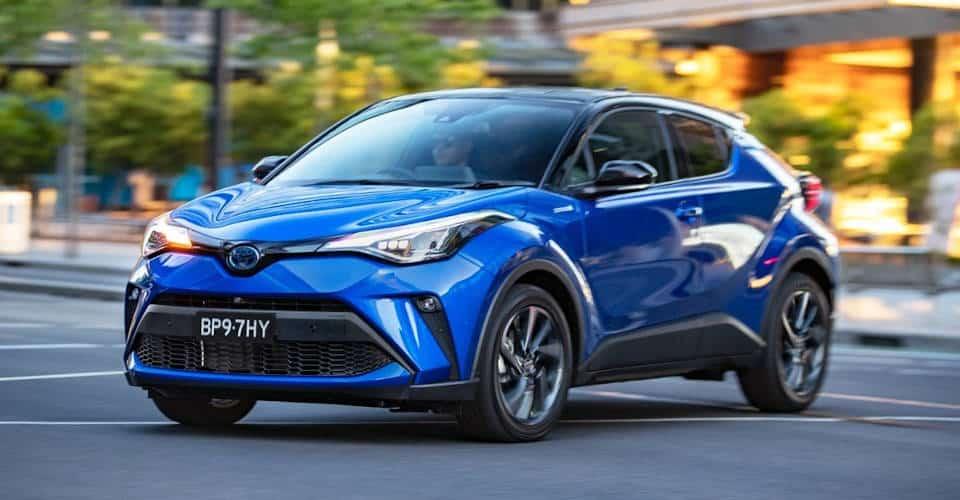 2020 Toyota C HR Hybrid