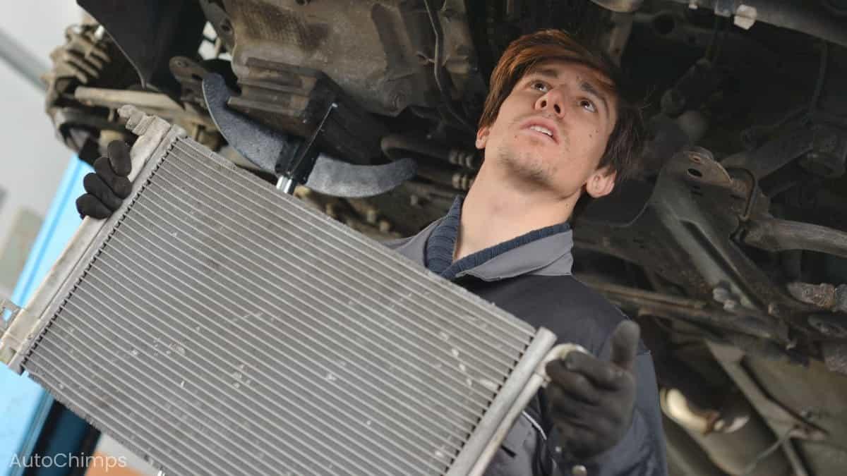 Radiator Replacement And Repair Cost