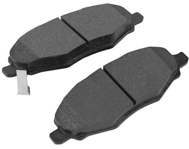 Semi Metallic Brake Pads