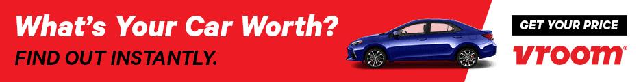 Vroom Car Worth