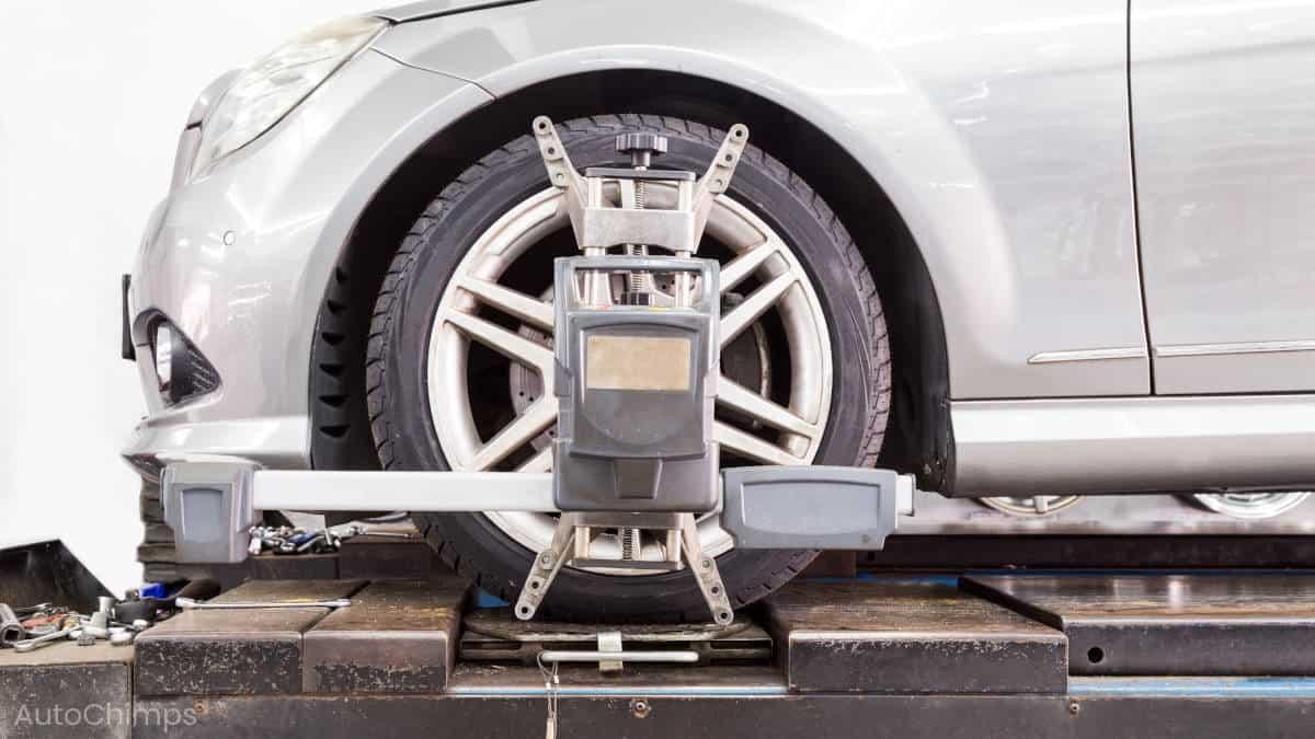 Wheel Alignment Cost