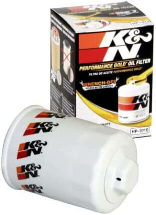 K&N Performance Wrench Off Oil Filter
