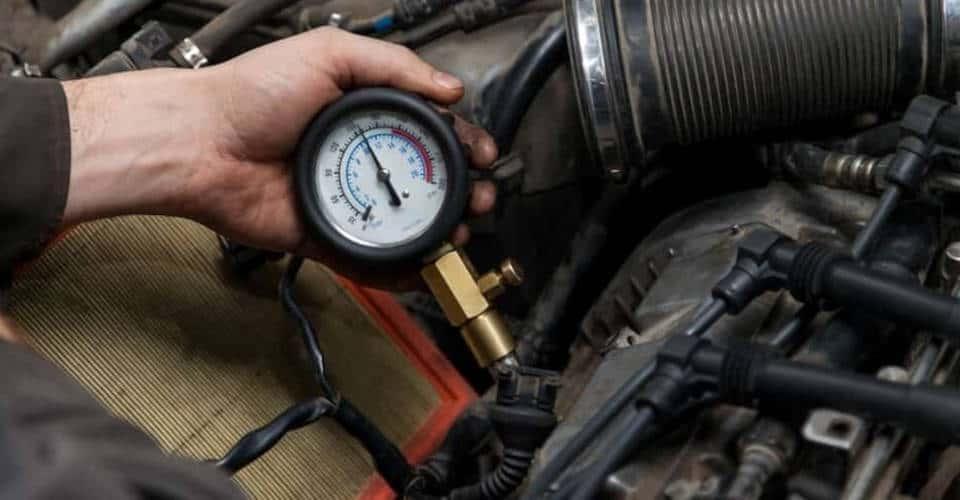 automobile compression test