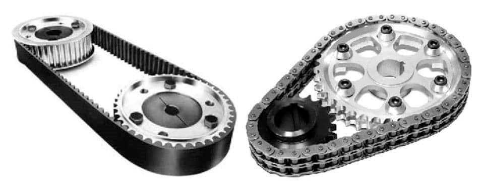 timing belt vs. timing chain