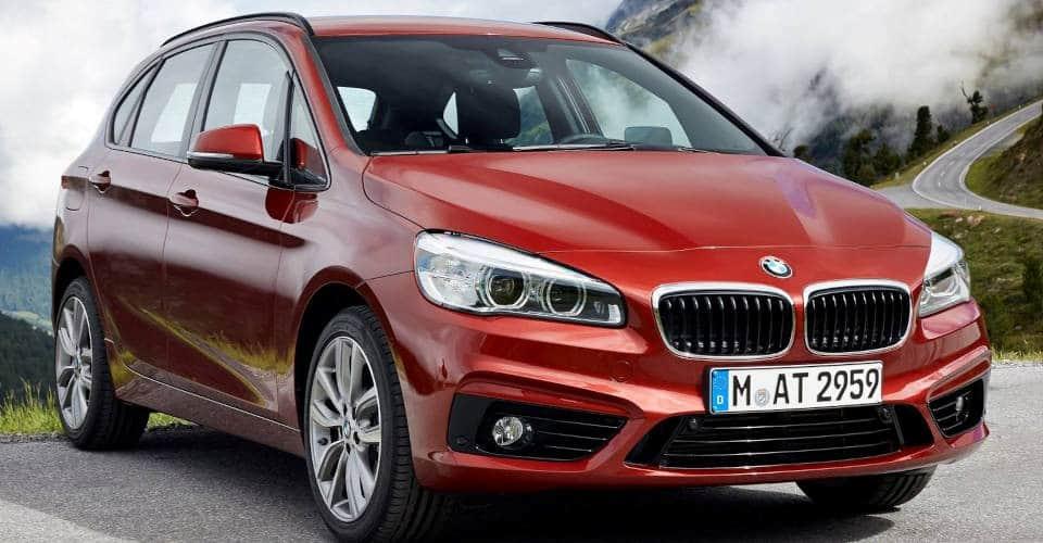 BMW 2 Series Active Tourer 2014 FWD