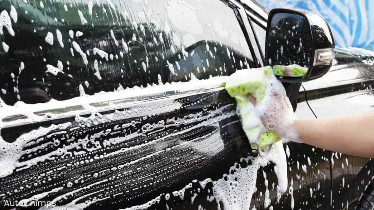 Can You Use Dish Soap To Wash Your Car