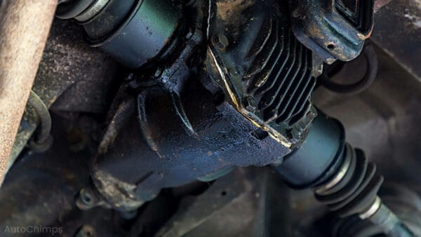 Car Axle Replacement & Repair Cost