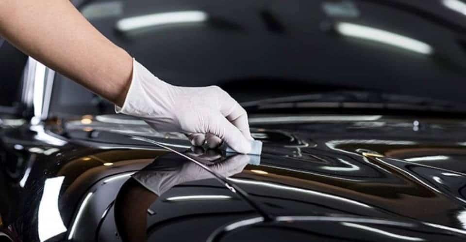 car wax or car sealant