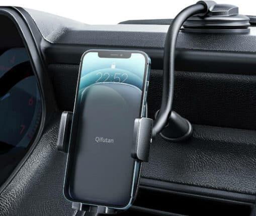 Qifutan Long Car Phone Mount